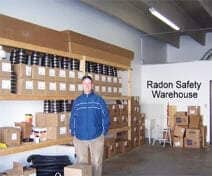 Radon Safety Warehouse