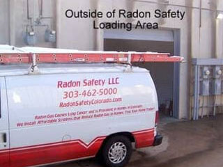Radon Safety Conference Area